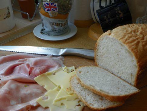 Bread: White Sandwich Loaf (ABM)