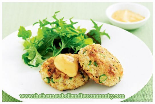 Sweet Potato Tuna Patties – FMD Phase 3