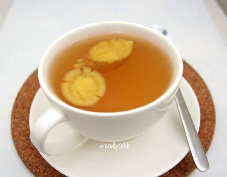 Thyme, Sage & Ginger Tea