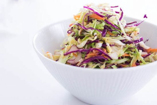 MamaCD's 3 Color Cole Slaw