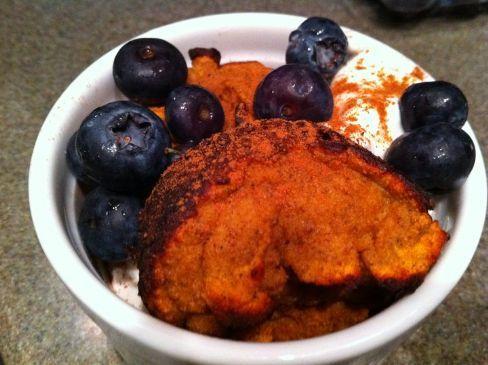Rachel Mac's Primal Pumpkin Muffins