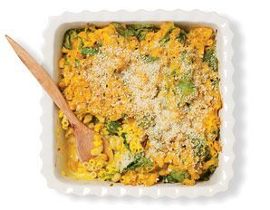 Spinach Macaroni & Cheese