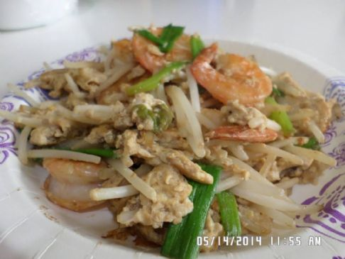 Shrimp Egg Foo Yoong