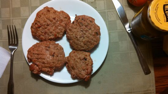 Turkey Burgers - Spicy Hickory