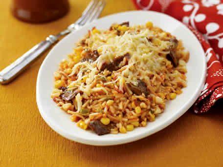 Spanish Rice Fiesta