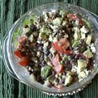 Black Bean and Cottage Cheese Dip