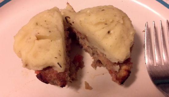 Mini Turkey Meatloafs