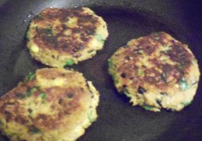 Sweet Potato Black Bean Quinoa Patties