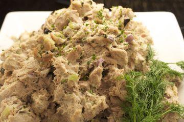 Lean Tuna Salad