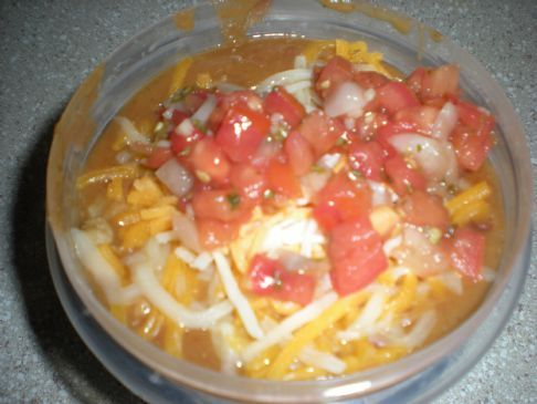 Crock Pot Tortilla Soup w/ Cheese