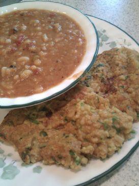 Navy Bean & Ham Soup