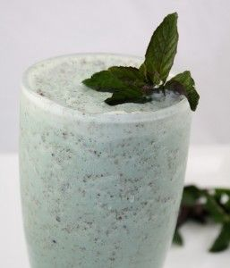 Mint Ice Cream Herbalife Shake