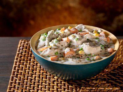 Slow Cooker Turkey Noodle Casserole