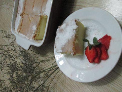 Basic Magic Custard Cake