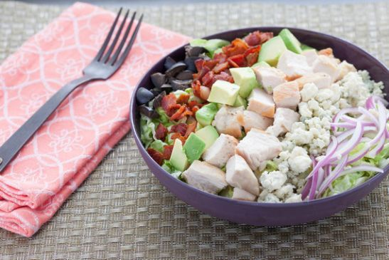 Blue Apron Chicken Cobb Salad
