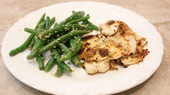 Honey Baked Tilapia