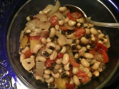 Blackeyed Pea Chili