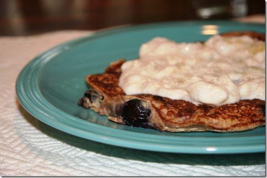 FANNETASTIC FOOD's Yogurt Maple Banana Topping