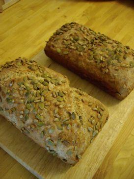 Grainy Seed Bread