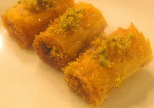 Easy To Make Lebanese Baklava Recipe Recipe