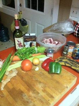 Spicy Jamaican Oxtail Stew