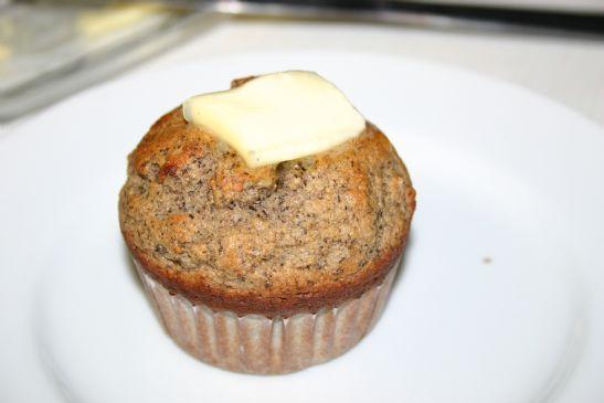 Buckwheat Zucchini Power Muffins