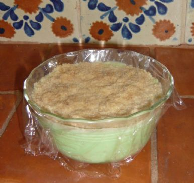Faux Key Lime Pie