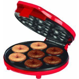 Mini Donut Maker Basic Donut Recipe