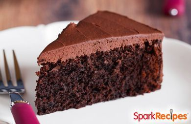Tofu Chocolate Cake Recipe Sparkrecipes