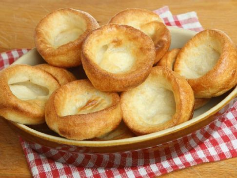 Yorkshire Pudding (12 muffin size)