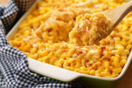 Paul's Baked Macaroni and Cheese