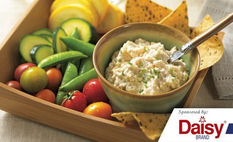 Skinny French Onion Dip Daisy Brand®