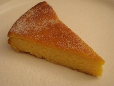 Moroccan orange almond yogurt cake