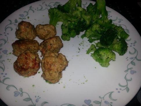 Medifast Chicken Meatballs