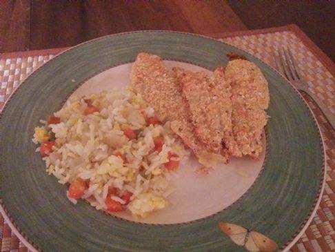 Breaded Sole Fillets