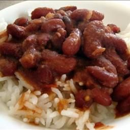 Beans (Indian style)