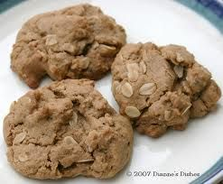 Fluffy Peanut Butter Spice Cookies