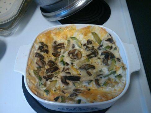 Egg and Veggie Bake