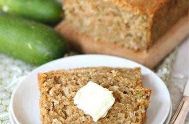 Almond Zucchini Bread