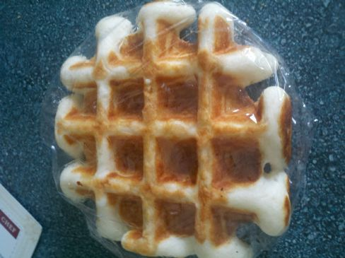Emily's Easy Protein Waffles