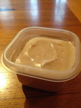 Chocolate Tofu Pudding