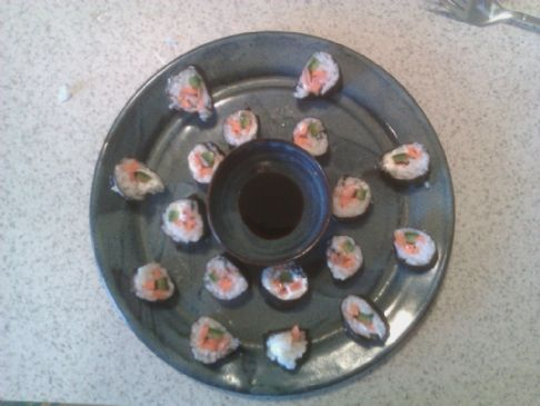 Sushi For One