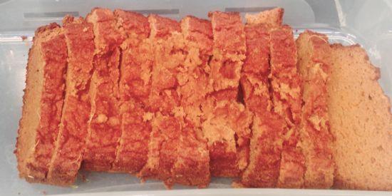Johnny's Organic Sweet Potato Bread