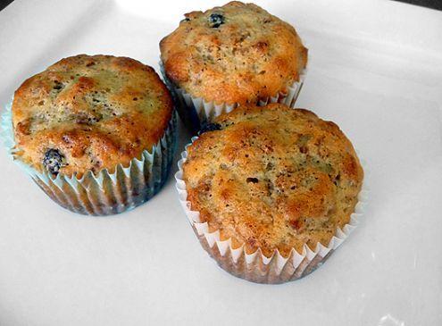 mamaCD protein pancake muffin
