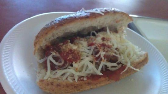 Better than Subways meatball sub!!!