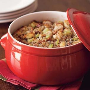 Apple Pecan Stuffing (dressing)