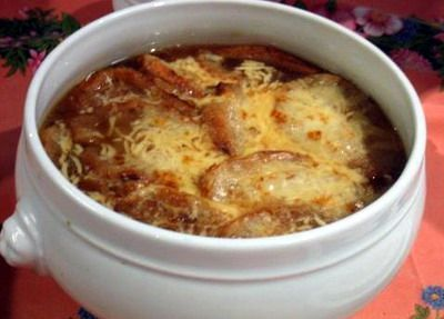Lisa's Simple French Onion Soup