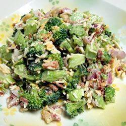 Primal Broccoli & Bacon Salad