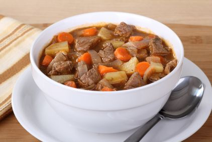 Crockpot Northwest Beef and Vegetable Soup