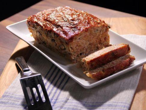 Turkey Bacon Cheeseburger Turkey Loaf - Bobby Dean
